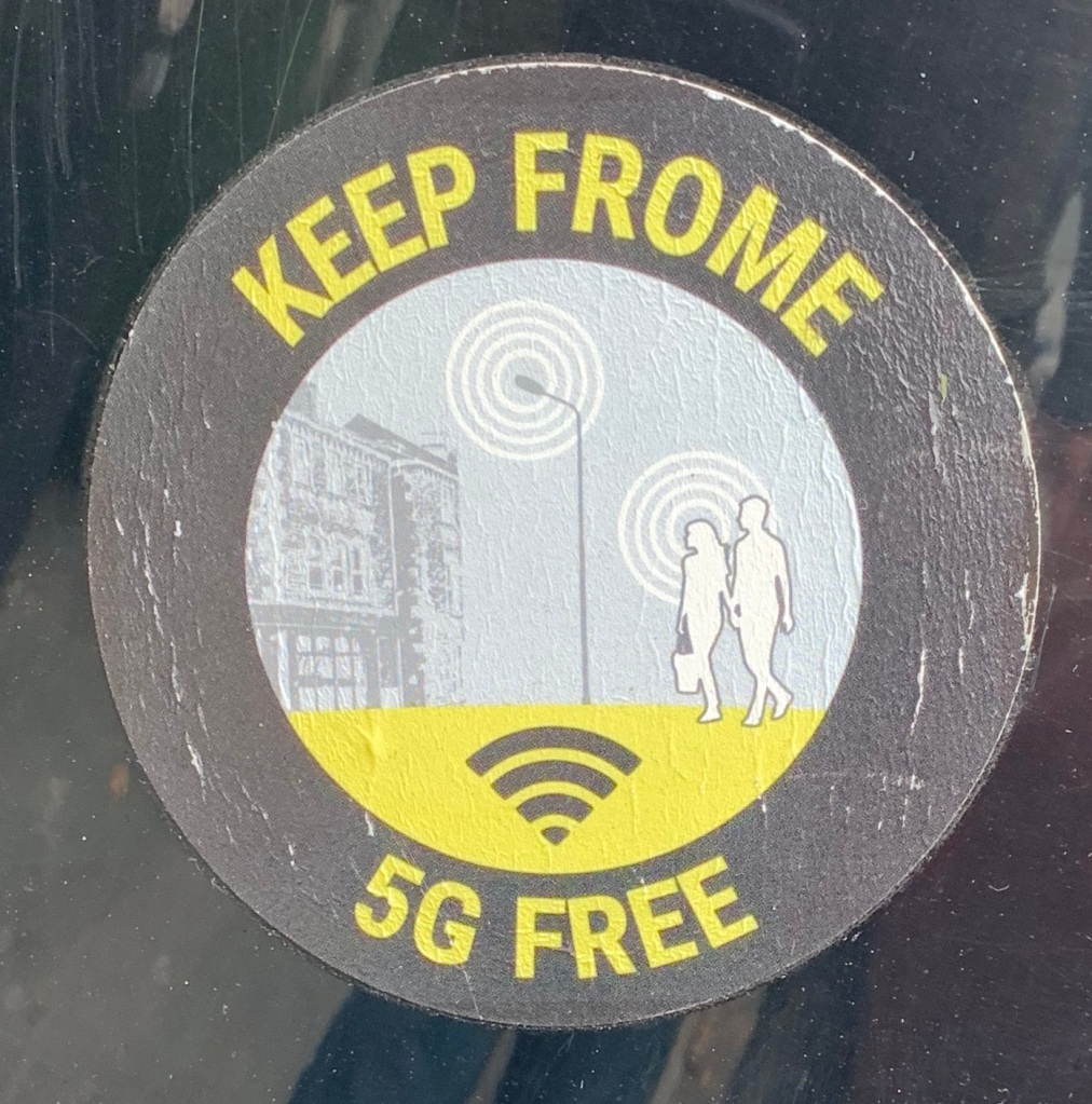 Keep Frome 5G Free harms local businesses, services and freedoms