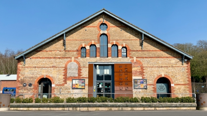 Frome Cheese and Grain building front